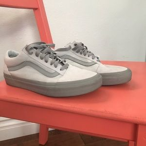 Gray Classic Vans